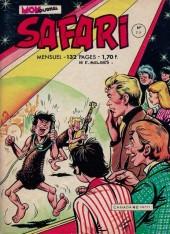 Safari (Mon Journal) -77- Katanga JOE - Le retour des hommes-léopards