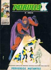 Patrulla-X Vol 1 (Vertice) -2- Perversos mutantes