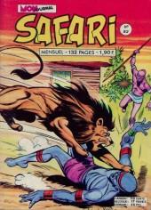 Safari (Mon Journal) -92- Katanga JOE - Le lion assassin