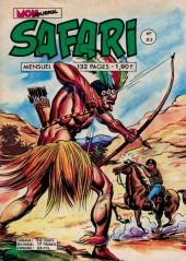 Safari (Mon Journal) -93- Katanga JOE - Oscar le romantique