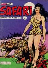 Safari (Mon Journal) -94- Katanga JOE - La déesse rousse