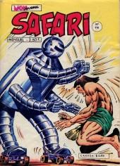 Safari (Mon Journal) -116- Katanga Joe - L'œuf de fer