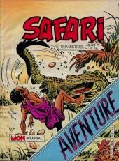 Safari (Mon Journal) -163- Simba le Fils de la Fleuve - Le triomphe de Pap-Ussa