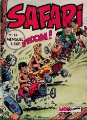 Safari (Mon Journal) -53- Katanga JOE - Le règlement, c'est le règlement