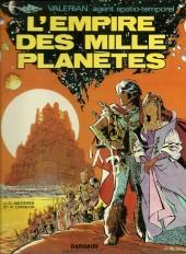 Valérian -2b1972- L'empire des mille planètes