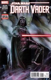 Darth Vader (2015) -1- Book I: Vader
