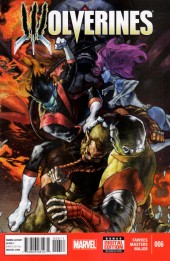 Wolverines (2015) -6- Issue 6