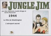 Jungle Jim (Jim la jungle) -1944- Strips hebdomadaires 1944