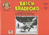 Luc Bradefer - Brick Bradford -SQ08- Brick bradford - strips quotidiens tome 8