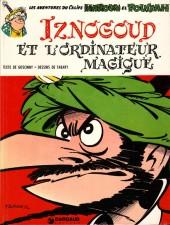 Iznogoud -6b83- Iznogoud et l'ordinateur magique