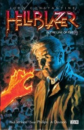 Hellblazer (1988) -INT10- In the Line of Fire