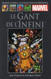 Marvel Comics - La collection (Hachette) -2612- Le Gant de l'Infini