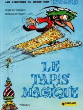 Iznogoud -9a83- Le tapis magique