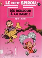 Le petit Spirou -1a1994- Dis bonjour à la dame !