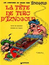 Iznogoud -11a83- La tête de Turc d'Iznogoud