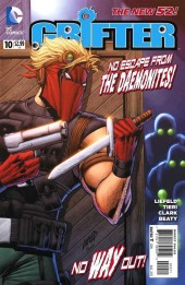 Grifter (2011) -10- Cover Me !