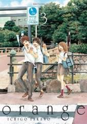 Orange (Takano) -3- Tome 3