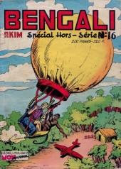 Bengali (Akim Spécial Hors-Série puis Akim Spécial puis) -16- Le trésor du Sultan