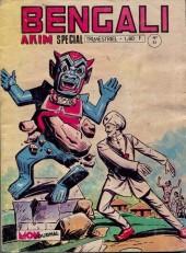 Bengali (Akim Spécial Hors-Série puis Akim Spécial puis) -43- Les hommes de la nuit