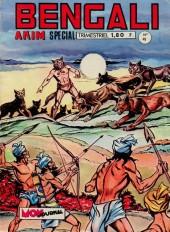Bengali (Akim Spécial Hors-Série puis Akim Spécial puis) -45- Le roi des loups