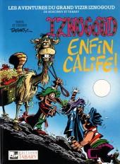Iznogoud -20a- Enfin Calife !
