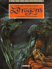 Dragons (Contremarche/Mouclier) -1- Les jouets olympiques