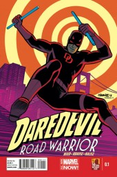 Daredevil (2014) -01- Road warrior