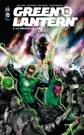 Green Lantern (DC Renaissance) -4- Le premier Lantern