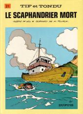 Tif et Tondu -21b1986- Le scaphandrier mort