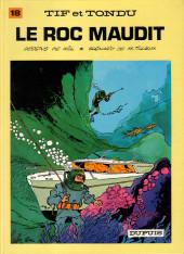 Tif et Tondu -18b1987- Le roc maudit