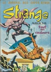 Strange -Rec018- Album N°18 (du n°53 au n°55)