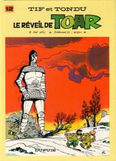 Tif et Tondu -12b1987- Le réveil de Toar