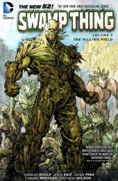 Swamp Thing (2011) -INT05- The Killing Field