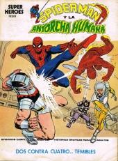 Super Heroes presenta (Vol. 1) -2- Dos contra cuatro... Temibles