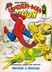 Super Heroes presenta (Vol. 1) -10- Monstroide, el irresistible