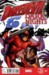 Daredevil: Dark Nights (2013) -7- In the name of the king - Part 2