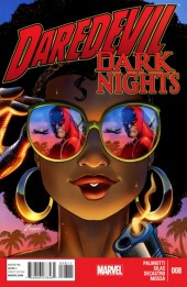 Daredevil: Dark Nights (2013) -8- In the name of the king - Part 3