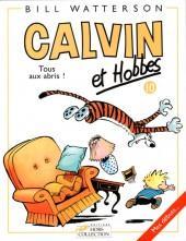 Calvin et Hobbes -10- Tous aux abris !