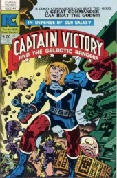 Captain Victory and the Galactic Rangers (1981) -9- The Unknow Doors to God's Many Mansions!!!