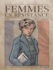 Femmes en résistance -3- Numéro 3 - Berty Albrecht