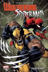 Wolverine/Spider-Man (Marvel Deluxe)