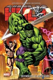 Hulk (Marvel Deluxe) -2- Défenseurs vs Agresseurs