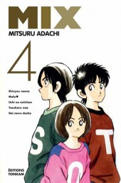 Mix -4- Tome 4