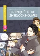 Les enquêtes de Sherlock Holmes (Komusubi) - Les Enquêtes de Sherlock Holmes
