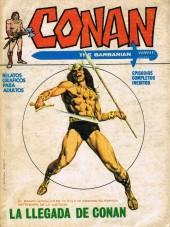 Conan (Vol. 1) -1- La llegada de Conan