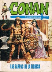 Conan (Vol. 1) -3- Las zarpas de la tigresa