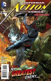 Action Comics (2011) -19- Hybrid - Part 1