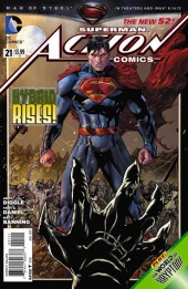 Action Comics (2011) -21- Hybrid - Part 3