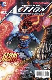 Action Comics (2011) -22- Atomic Knights - Part 1
