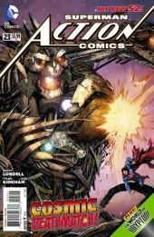 Action Comics (2011) -23- Atomic Knights - Part 2